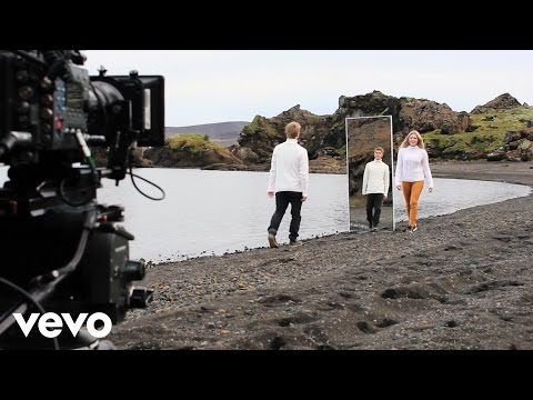 Astrid S - Hyde (Behind the scenes)