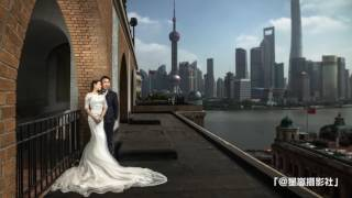 Studio NEXT-IMAGE (Sails Chong) - Shanghai Pre-wedding - Hasselblad