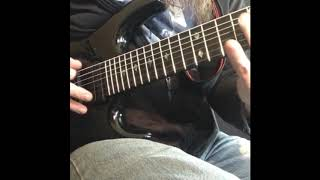 Phrygian Dominant Improvisation