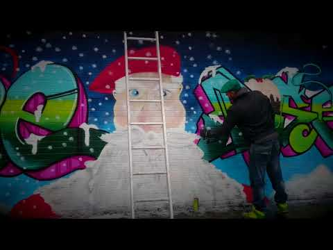 Graffiti Derby show reel 2