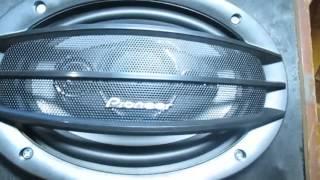Автоакустика Pioneer TS-A6994S ОВАЛЫ обзор(, 2016-04-26T20:22:30.000Z)