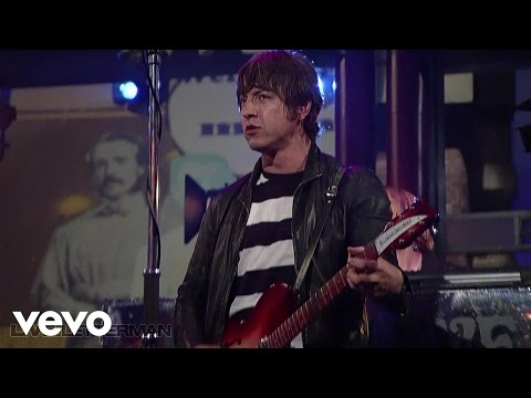 Beady Eye - Beatles and Stones (Live on Letterman)