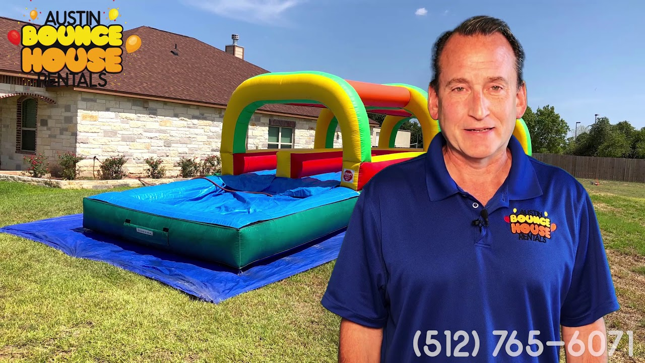 austin bounce house rentals great party rental inflatables for