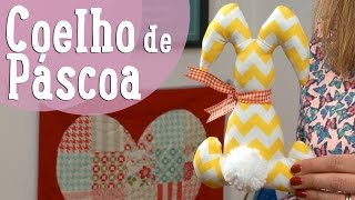 Coelho de Páscoa – Costura com Riera Alta
