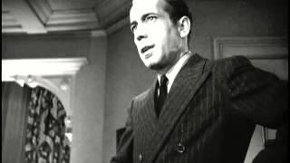 The Maltese Falcon (1941) - Humphrey Bogart - Sidney Greenstreet