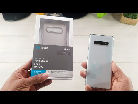 Speck Presidio Stay Clear Case for Galaxy S10 Plus... Worthy or Not?