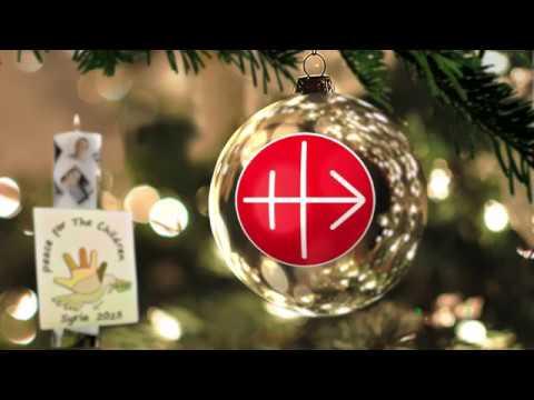 Frohe Weihnachten Englisch.Christen In Syrien Wünschen Frohe Weihnachten Englisch