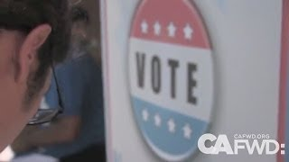 Pew: California ranks near the bottom in election performance