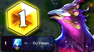 DUO WITH RANK 1 ANIVIA WORLDWIDE (WE EVEN FACE FROGGEN MID!)