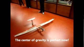 Design, Build & Fly Hva, Glider Competition 2011/2012