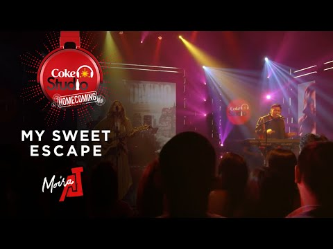 "Coke Studio Homecoming: ""My Sweet Escape"" by Moira Dela Torre and AJ Rafael"