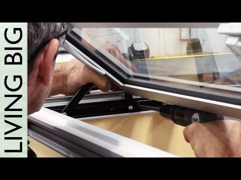 How Aluminium Joinery Is Made: Windowmakers Ltd