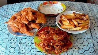 Картофоан и рыба в кляре, Фиш энд чипс, Отличная закуска к пиву