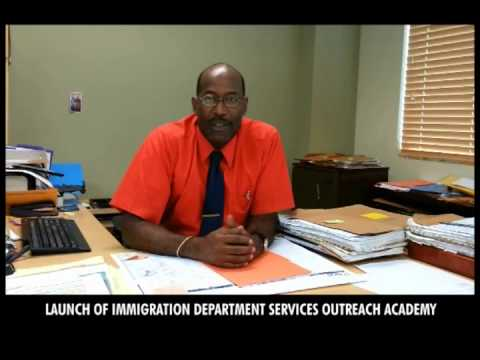 Launch of Immigration Outreach Services Academy