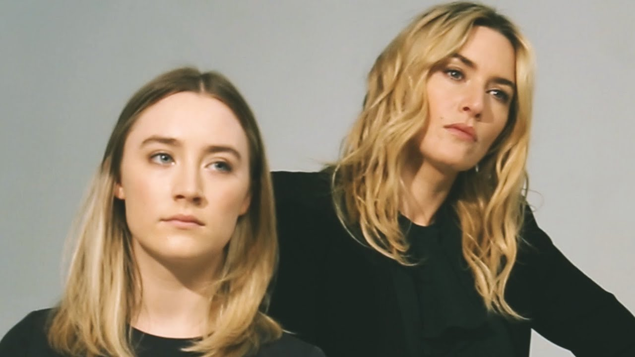 Download Actors on Actors: Kate Winslet and Saoirse Ronan – Full Video
