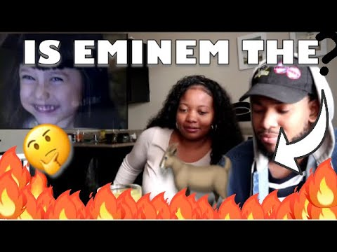 Eminem - Mockingbird (Official Reaction)