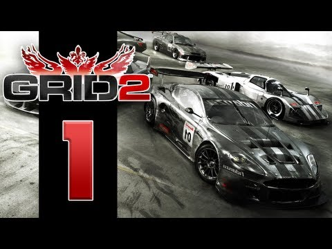 Let's Play Grid 2 - EP01 - Dirty Racing