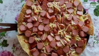 HOMEMADE CHIPS WITH TORTILLAS RECIPE BY LIANNA ARAQELYAN