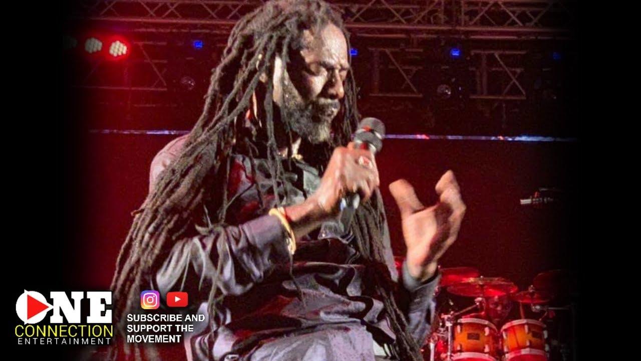 Buju Banton Mother's Day Performance In Grenada LWTF 2019