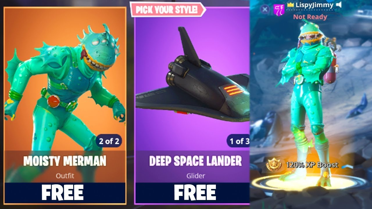 Fortnite skins you need to get for free season 7 ps4