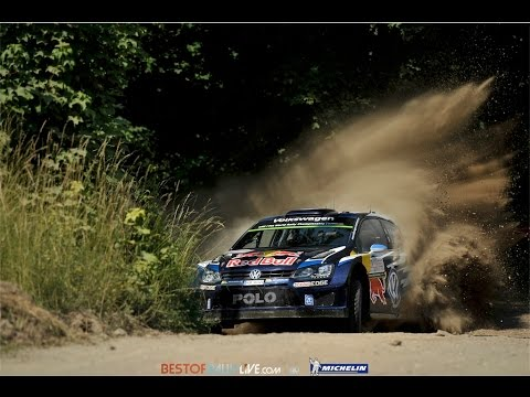 The Race - 2015 WRC Rally Poland - Best-of-RallyLive.com