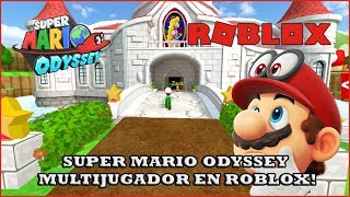 Super Mario Odyssey Multiplayer on Roblox!