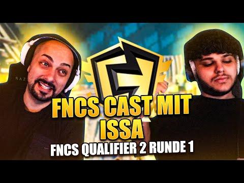 Welches TRIO SCHAFFT es in die 2. RUNDE?   FNCS Qualifier 2 - Runde 1 mit @Issa