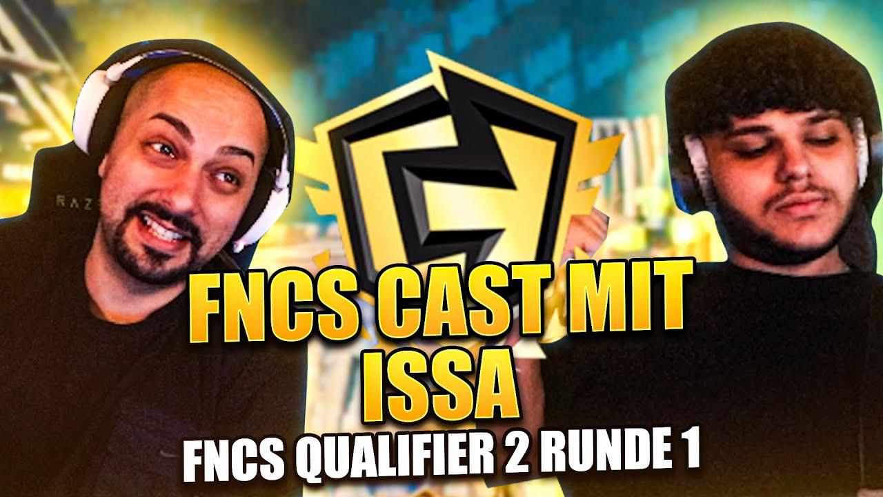 Download Welches TRIO SCHAFFT es in die 2. RUNDE?   FNCS Qualifier 2 - Runde 1 mit @Issa