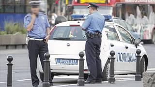 CRNA GUJA   Mladi policajci