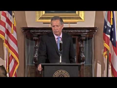 Gov. John Kasich's full speech on opioid limits