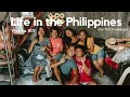 Life in the Philippines 🇵🇭 Ep. 007: My first homestay with MAD Travel