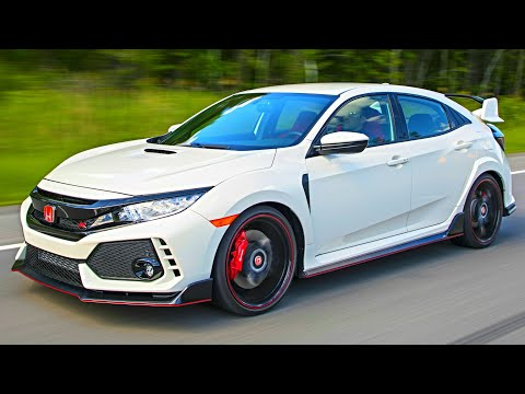 2019 Honda Civic Type R - (interior, exterior, and drive) / ALL-NEW Honda Civic 2019 Type R