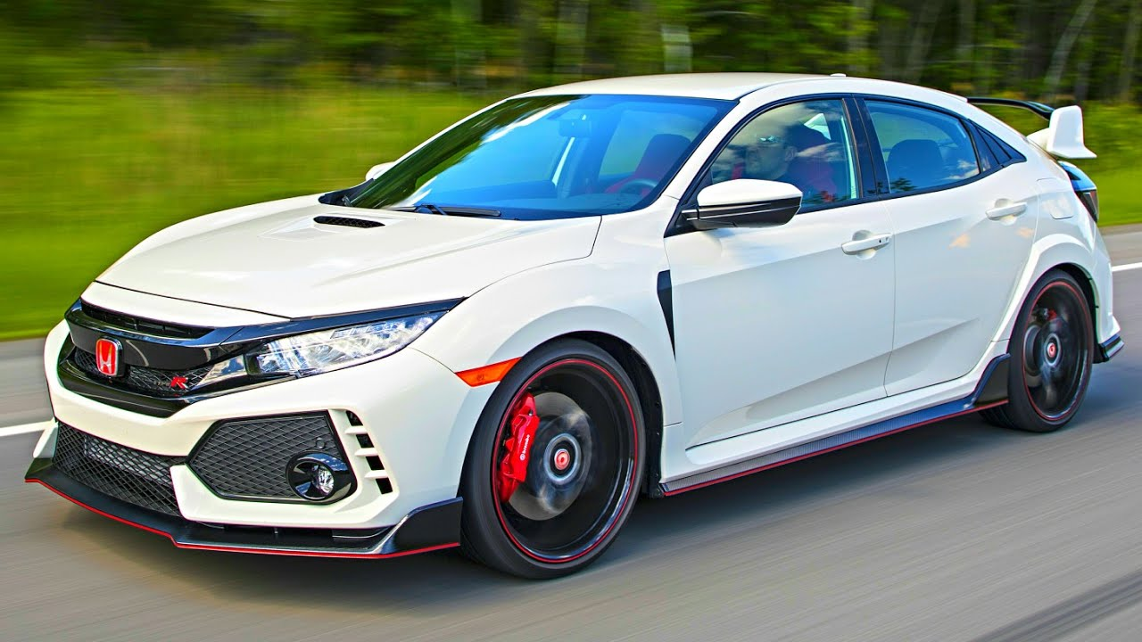 New Honda Civic Type R >> 2019 Honda Civic Type R Interior Exterior And Drive All New Honda Civic 2019 Type R