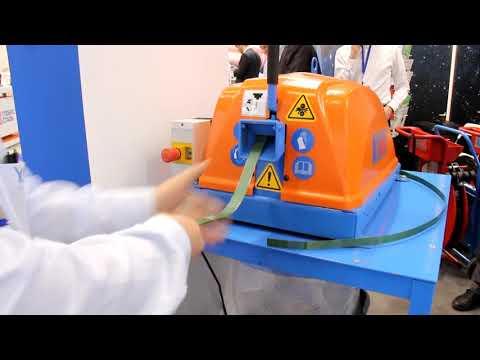 Чопперы – новое оборудование для утилизации отходов упаковки