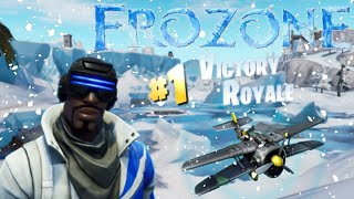 Frozone Fortnite Season 7 Wins Compilation (where's my super suit?)