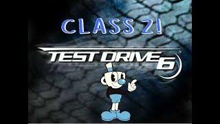 test drive 6 Tournament Race Class 2 second Tour