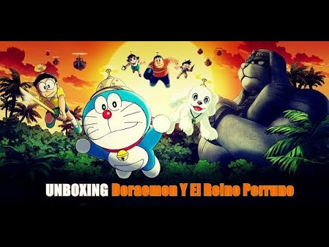 Unboxing: Doraemon y el reino perruno ( Blu-ray ) Mp3