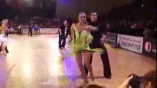 Miha Vodicar & Nadiya Bychkova - METUOPEN 2013 - Jive - Semi-Final