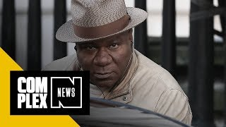Ving Rhames Says He Was Held at Gunpoint by Police in His Own Home