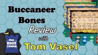 Buccaneer Bones Review - with Tom Vasel