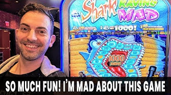 🦈 Raving Mad About BONUS WINS 😜 PLUS Last Spin Bonus!