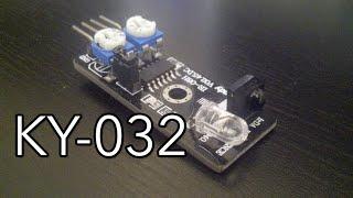 Arduino: Sensor de obstaculos por infrarrojos (KY-032 37in1 kit) | TechKrowd