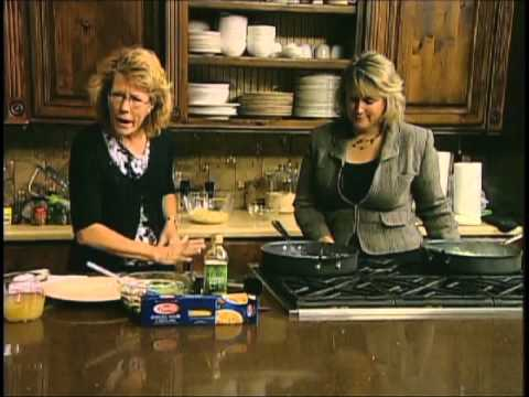 Heart Healthy Cooking with Christie & Terri