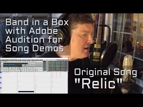 Band in a Box with Adobe Audition -