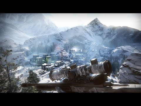 Sniper Ghost Warrior Contracts Trainer ( Hile )