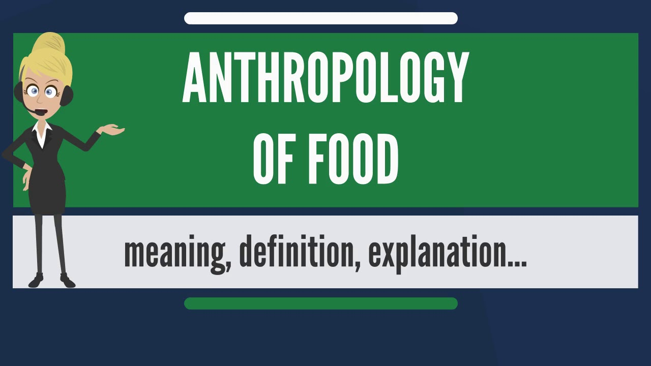 anthropology of food Cristina grasseni's project food citizens  examines the premises and  consequences of collective food procurement in three european cities ( rotterdam, turin and gdańsk)  cristina grasseni scientific director / professor  of anthropology.