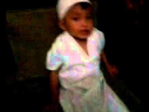 Anak ajaib-Umur 2,5 Bisa Hafal Al-Quran