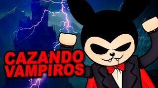 ROBLOX: HUNTING VAMPIROS - Vampire Hunters 2 iTownGamePlay