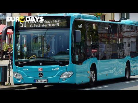 Buslinie 50 | Bockenheimerwarte  - Unterliederbach West
