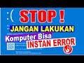 Penyebab Komputer Mudah Rusak  8 Kebiasaan Pengguna Penyebab Komputer/laptop Cepat Rusak